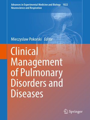 cover image of Clinical Management of Pulmonary Disorders and Diseases