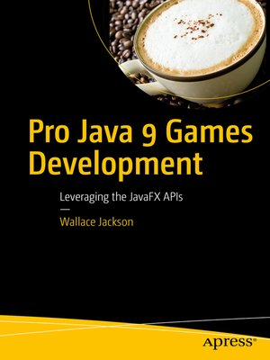 cover image of Pro Java 9 Games Development