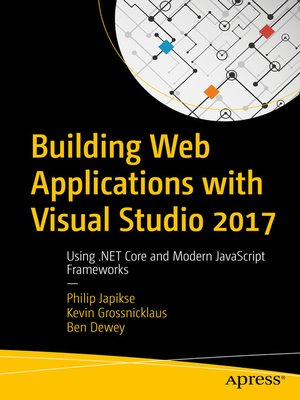 cover image of Building Web Applications with Visual Studio 2017