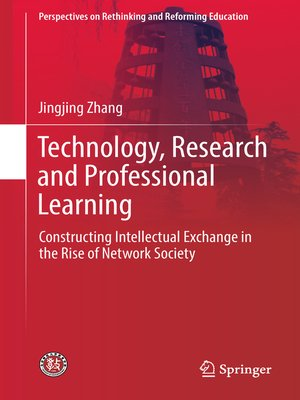 cover image of Technology, Research and Professional Learning