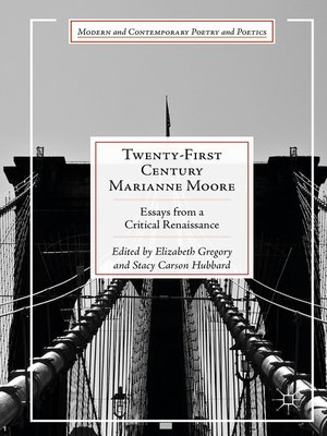 cover image of Twenty-First Century Marianne Moore