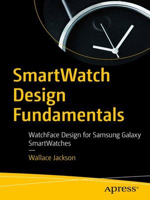 cover image of SmartWatch Design Fundamentals