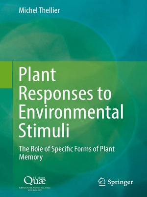 cover image of Plant Responses to Environmental Stimuli