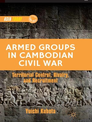cover image of Armed Groups in Cambodian Civil War