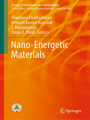 cover image of Nano-Energetic Materials