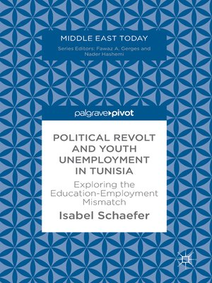 cover image of Political Revolt and Youth Unemployment in Tunisia