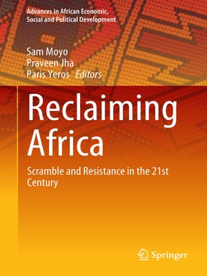 cover image of Reclaiming Africa