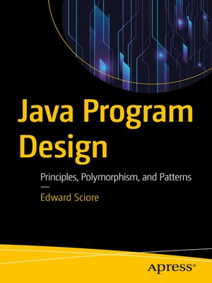 cover image of Java Program Design