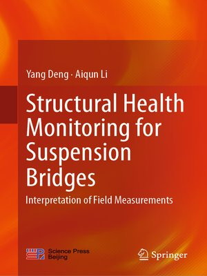 cover image of Structural Health Monitoring for Suspension Bridges