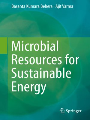 cover image of Microbial Resources for Sustainable Energy