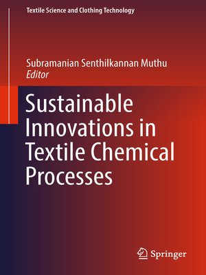 cover image of Sustainable Innovations in Textile Chemical Processes