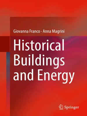 cover image of Historical Buildings and Energy