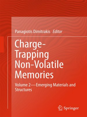 cover image of Charge-Trapping Non-Volatile Memories, Volume 2