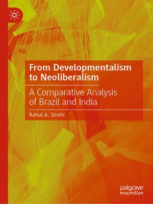 cover image of From Developmentalism to Neoliberalism