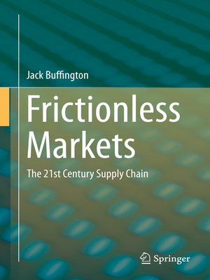 cover image of Frictionless Markets