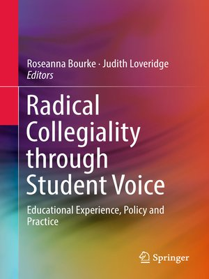 cover image of Radical Collegiality through Student Voice
