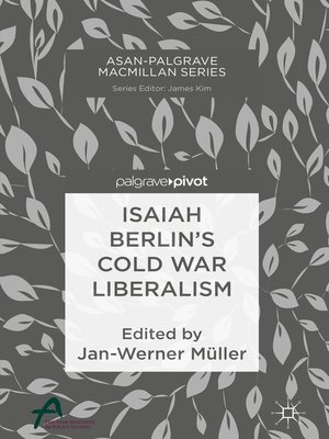 cover image of Isaiah Berlin's Cold War Liberalism