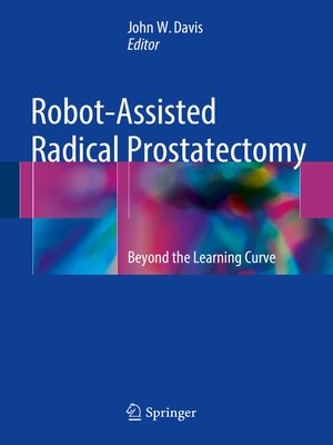 cover image of Robot-Assisted Radical Prostatectomy