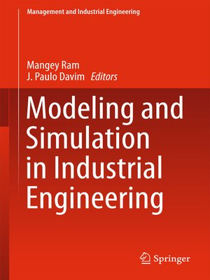 cover image of Modeling and Simulation in Industrial Engineering