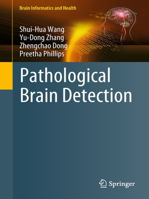 cover image of Pathological Brain Detection