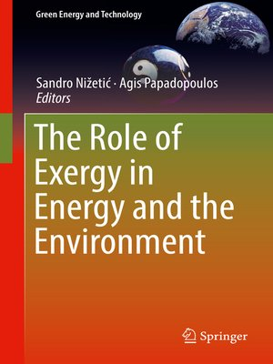 cover image of The Role of Exergy in Energy and the Environment