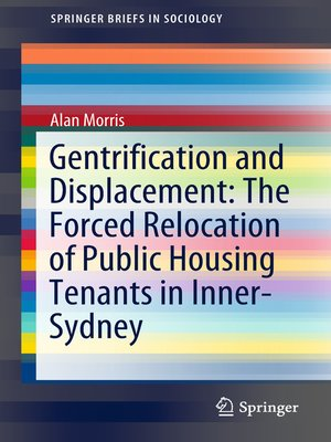 cover image of Gentrification and Displacement