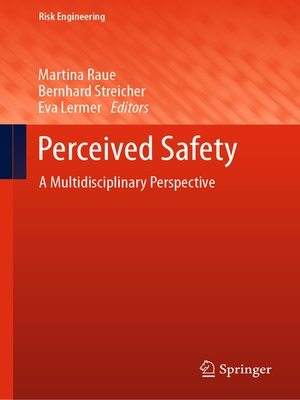 cover image of Perceived Safety