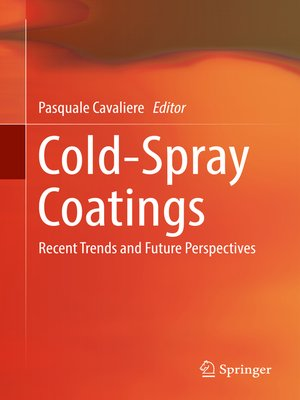 cover image of Cold-Spray Coatings