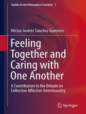 cover image of Feeling Together and Caring with One Another