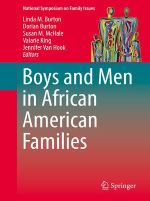 cover image of Boys and Men in African American Families