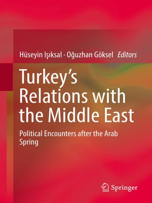 cover image of Turkey's Relations with the Middle East