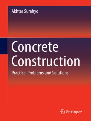 cover image of Concrete Construction