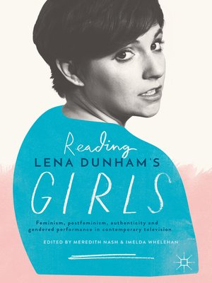 cover image of Reading Lena Dunham's Girls