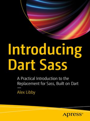 cover image of Introducing Dart Sass