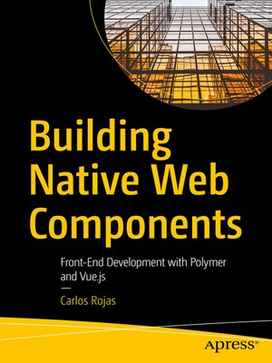 cover image of Building Native Web Components