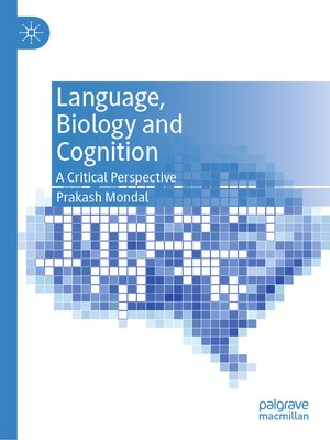 cover image of Language, Biology and Cognition