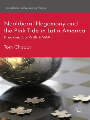 cover image of Neoliberal Hegemony and the Pink Tide in Latin America