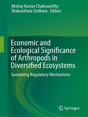 cover image of Economic and Ecological Significance of Arthropods in Diversified Ecosystems