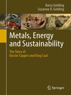 cover image of Metals, Energy and Sustainability