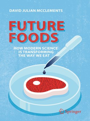 cover image of Future Foods