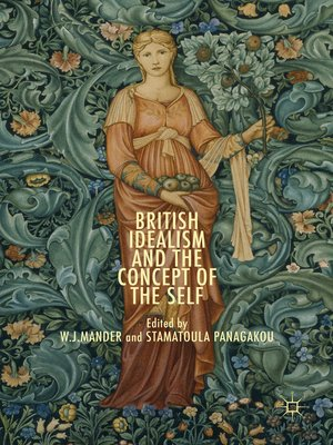 cover image of British Idealism and the Concept of the Self