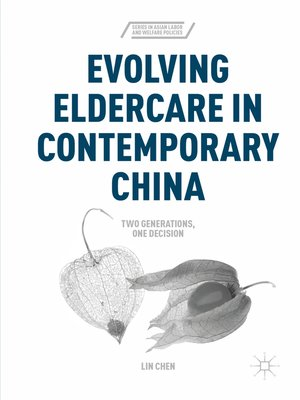 cover image of Evolving Eldercare in Contemporary China