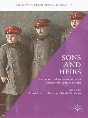 cover image of Sons and Heirs