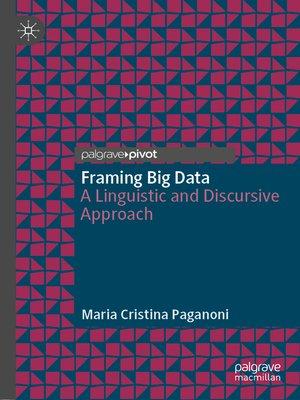 cover image of Framing Big Data