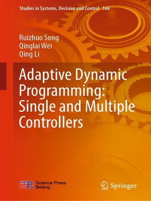 cover image of Adaptive Dynamic Programming