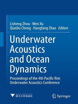 cover image of Underwater Acoustics and Ocean Dynamics