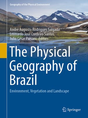 cover image of The Physical Geography of Brazil