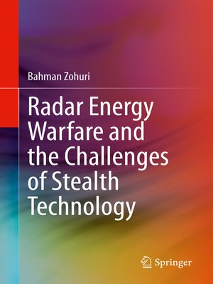 cover image of Radar Energy Warfare and the Challenges of Stealth Technology