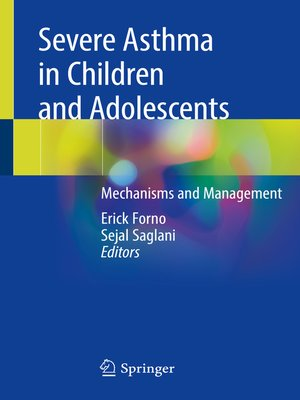 cover image of Severe Asthma in Children and Adolescents