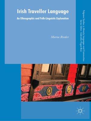 cover image of Irish Traveller Language